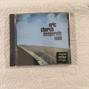 """Eric Church """"Desperate Man"""" Album"""